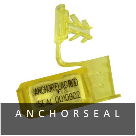 Anchor seals RFID antitamper