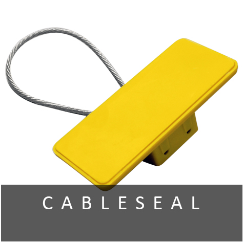 Cable seals RFID anti-tamper